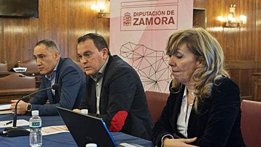 """Zamora """"necesita"""" los fondos europeos para impulsar la economía de la longevidad"""