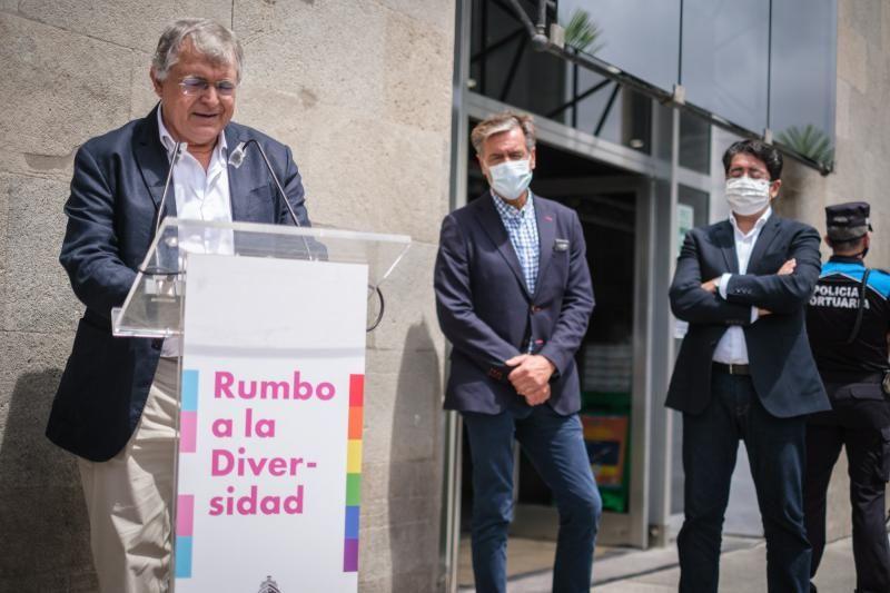Presentación del l proyecto Puertos de Tenerife Rumbo a la Diversidad