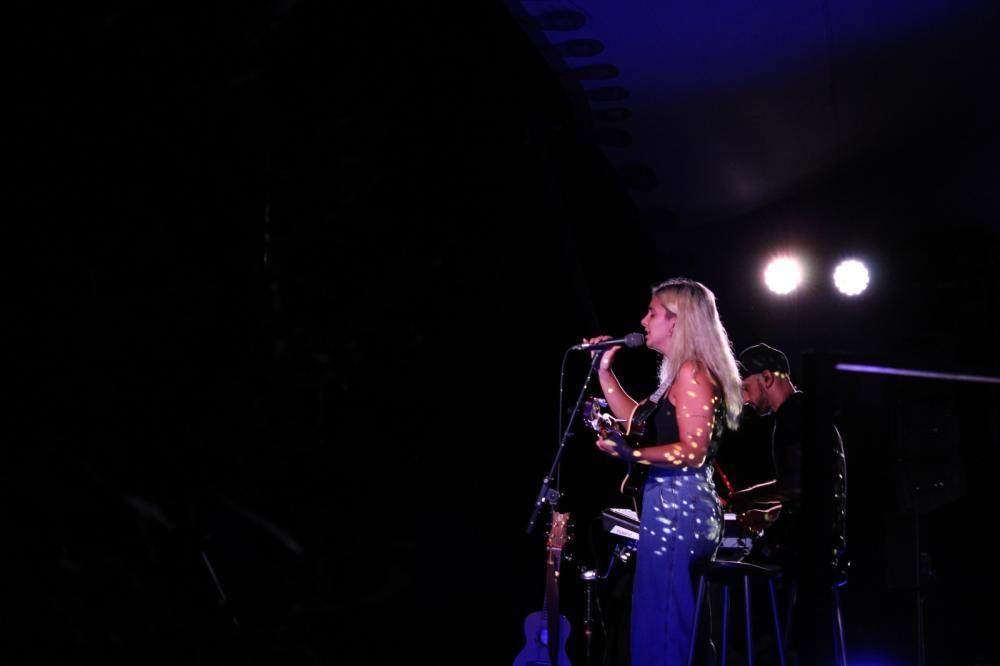 Concert de SUU al Claustre de l''Institut Ramon Muntaner