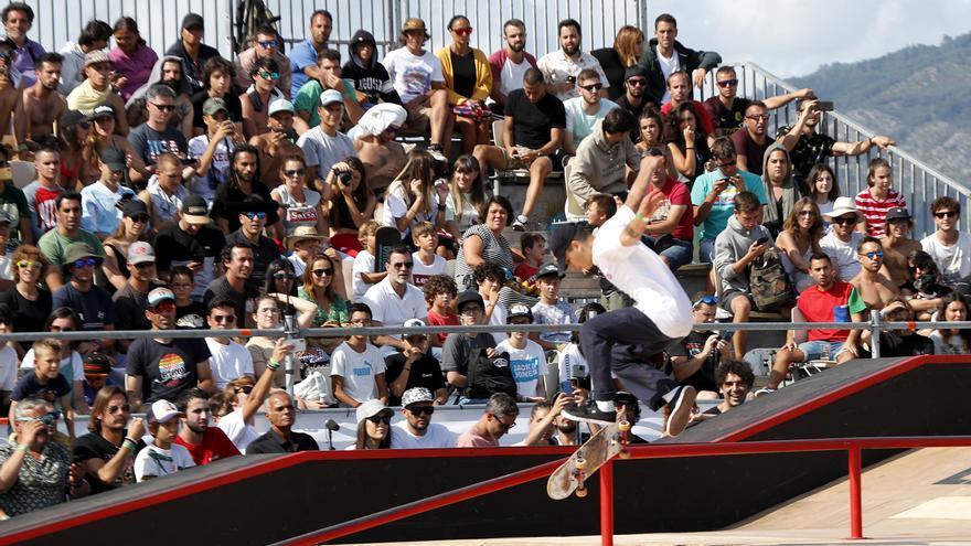 O Marisquiño, con los espectadores contados