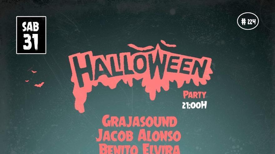 Halloween en El Moraga