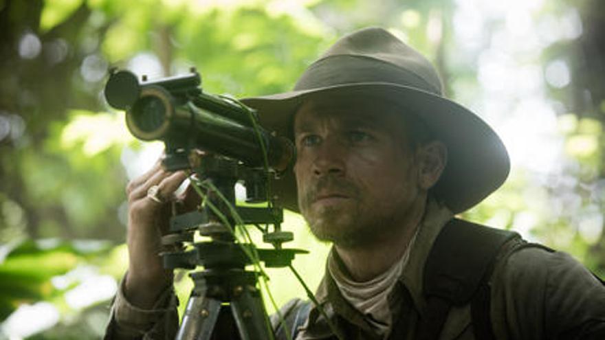 L'explorador Percy Fawcett reviu a «Z: la ciudad perdida»