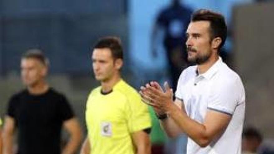 """López Garay: """"El Elche dio muestras en Oviedo del equipo que acabó fenomenal la pasada Liga"""""""