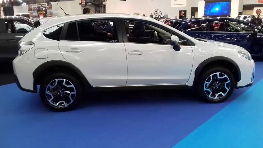 Subaru en el Salón del Automóvil de Vigo