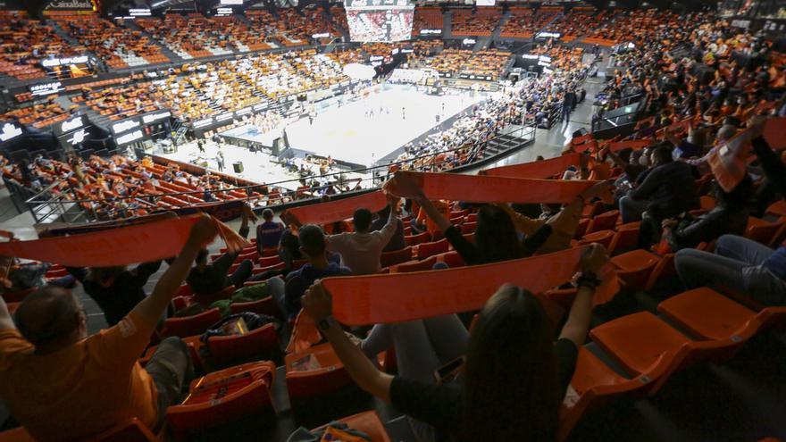 Gran respuesta a los nuevos abonos del Valencia Basket