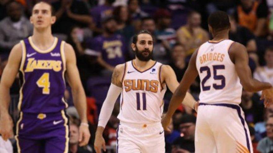 ¿Qué les pasa a los Phoenix Suns?