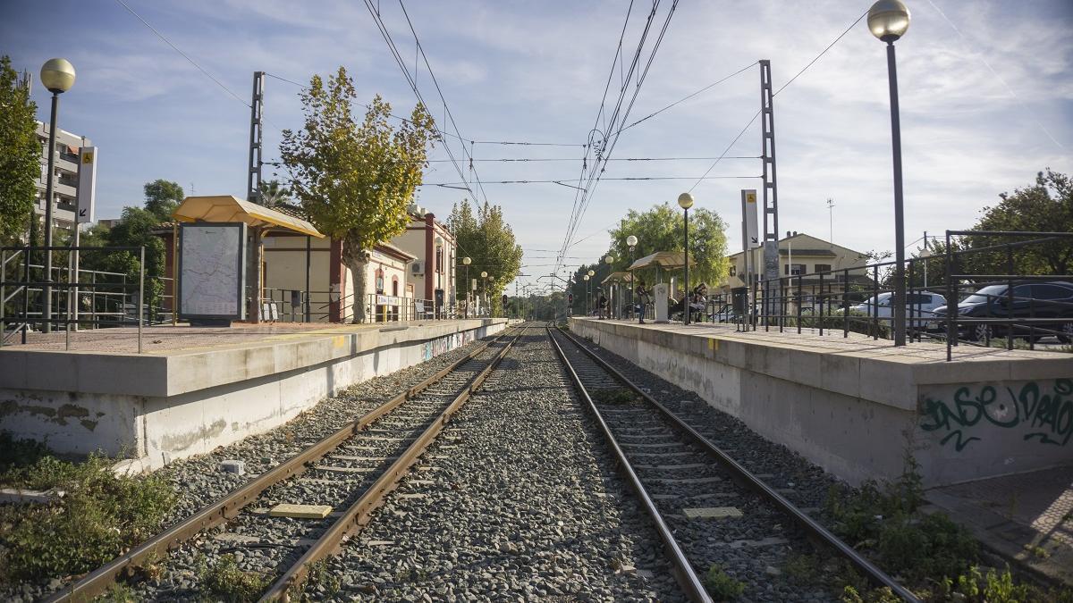 La Generalitat inicia los trámites para desdoblar las vías de la línea 2 del metro en l'Eliana