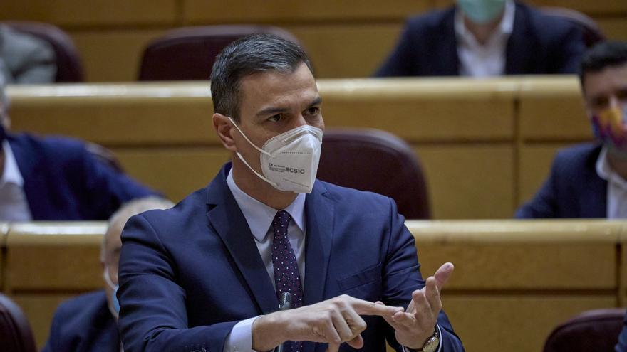 """Sánchez dice que el PP pagará en las urnas su """"deslealtad"""" en la pandemia"""