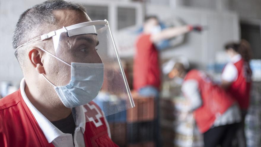 Cruz Roja presta apoyo a casi 97.000 cordobeses en el año de la pandemia, un 30% más que en el 2019