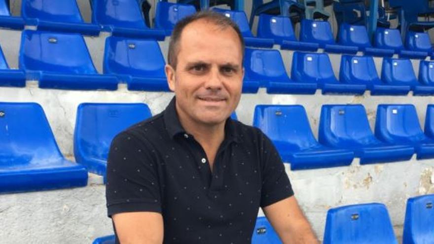 El director deportivo del Alcoyano considera
