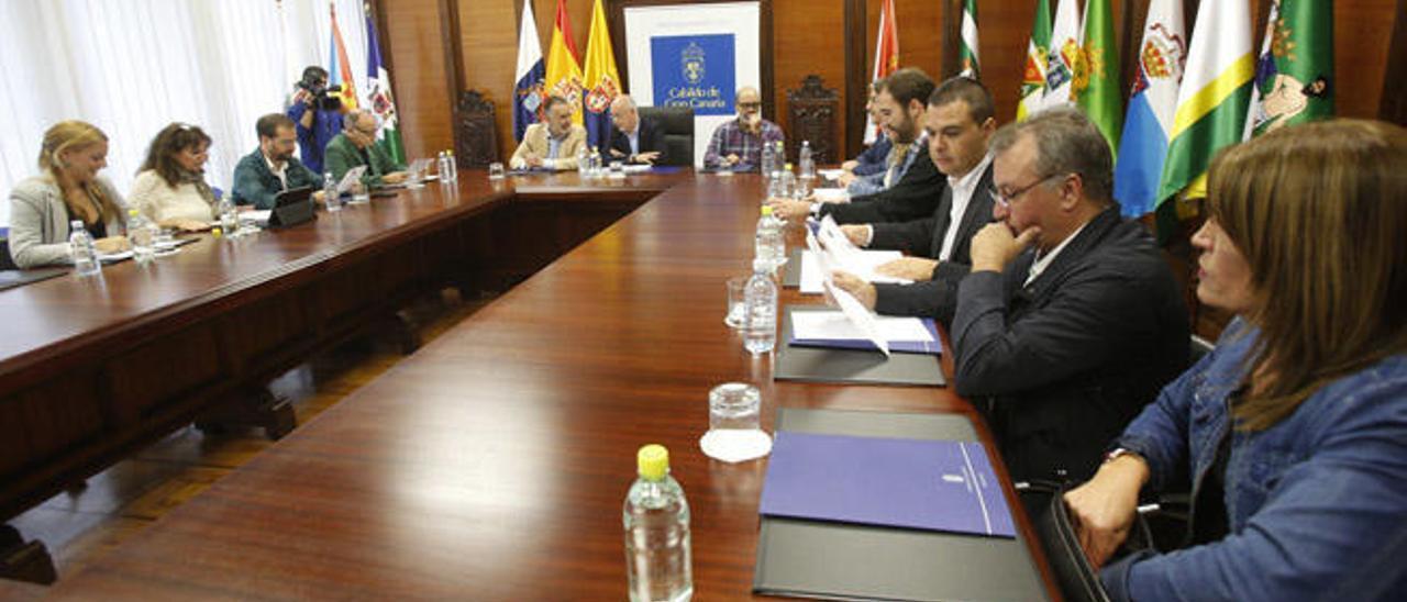 Morales abre la puerta a otras fórmulas para distribuir los fondos del ITE