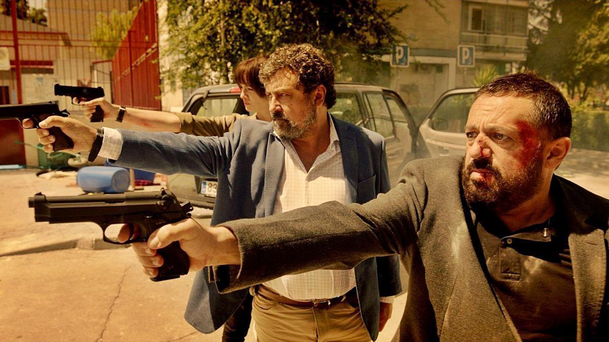 «Los hombres de Paco» vuelven a Antena 3. | ATRESMEDIA +