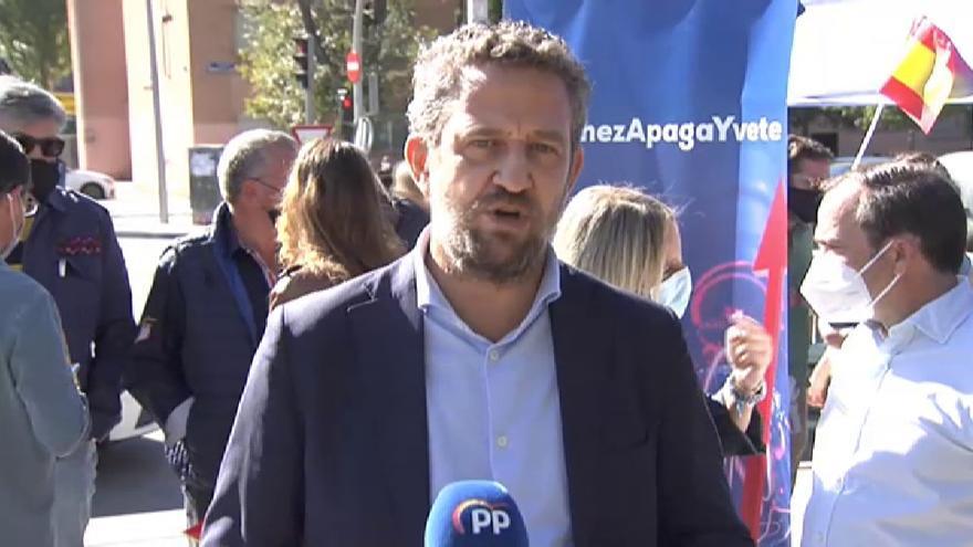 """El PP dice que los Presupuestos son """"mentira"""", """"a imagen y semejanza"""" de Sánchez"""