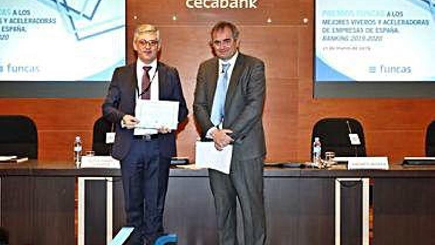 El vivero de empresas de la Cámara de Zamora, entre los mejores de España