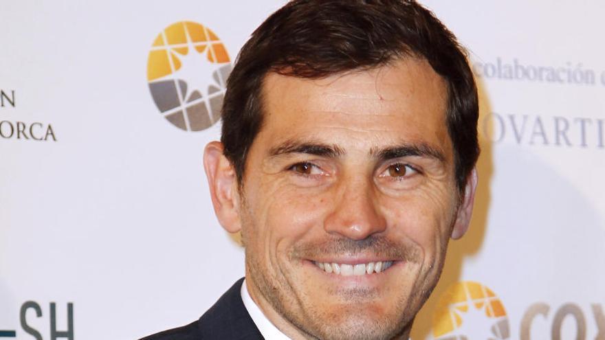 """Iker Casillas: """"Volver a jugar va a ser difícil"""""""