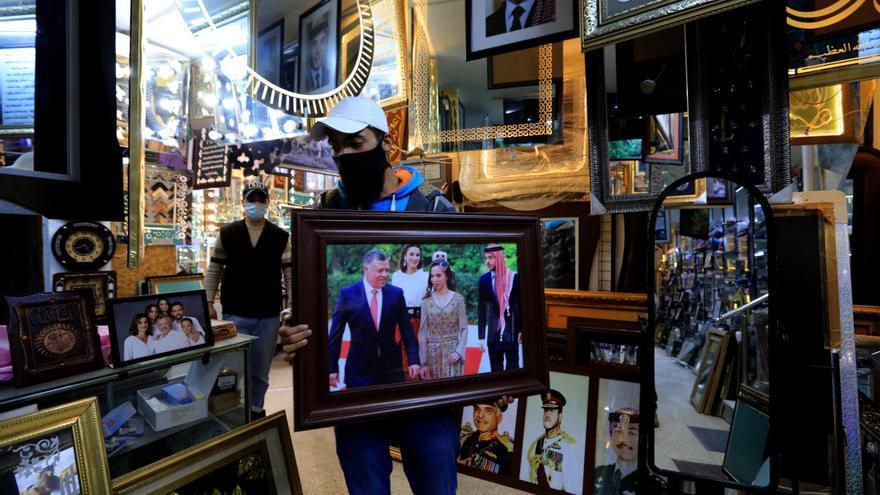 El hermanastro del rey se apacigua y vuelve la paz a la casa Real jordana