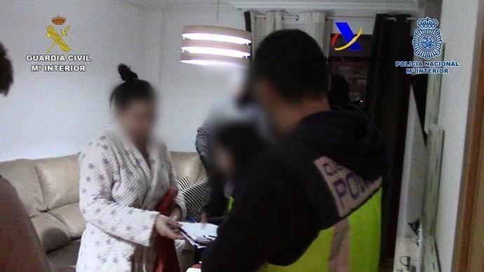 Desmantelan entramado criminal que introducía cocaína en Canarias