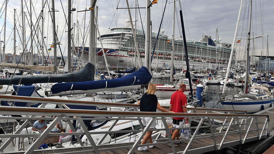 Las consignatarias de cruceros esperan que lleguen a la ciudad 40 barcos hasta final de año