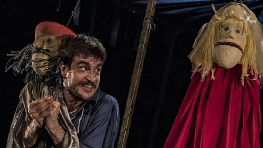 El Hamlet de bambalina