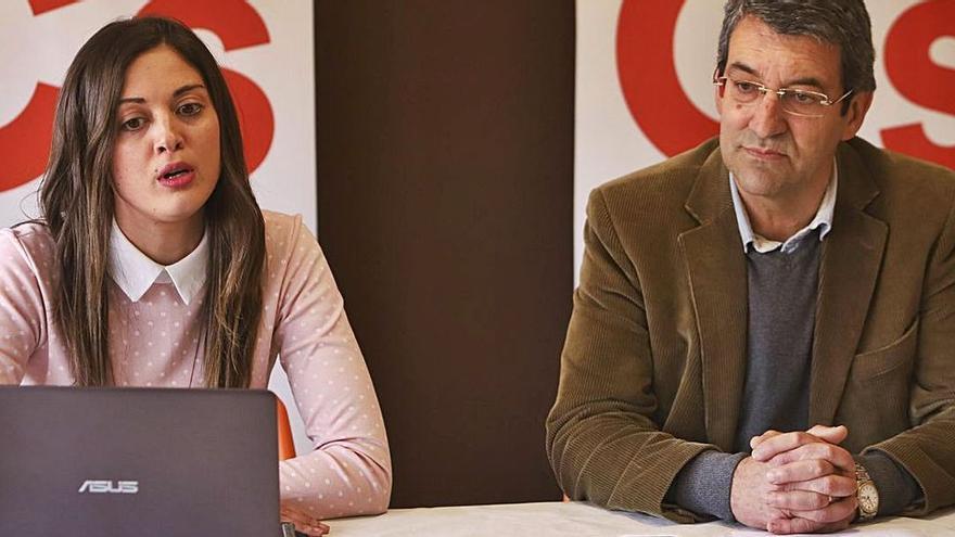 La edil de Fallas en Xàtiva deja Ciudadanos entre críticas a la dirección