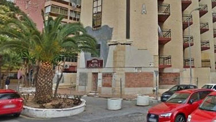 Solicitan al juzgado el desalojo y cierre del hotel Califa de Torremolinos