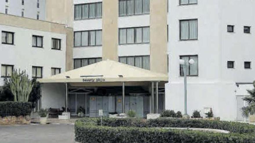Hotel in Peguera wird nach Konkurs zwangsversteigert