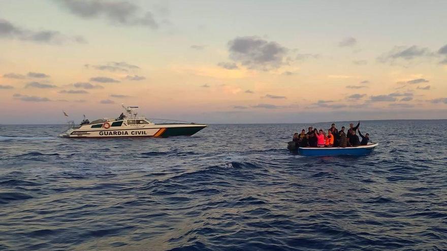 Erneut zwei Boote mit Migranten vor Mallorca aufgebracht