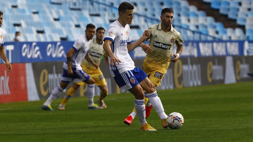 Real Zaragoza-Espanyol, en directo