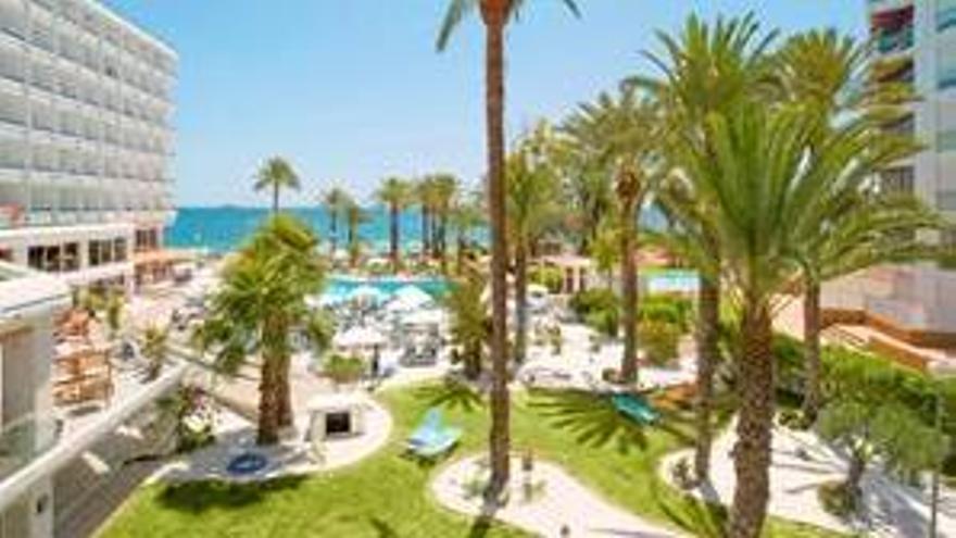 Playasol Ibiza Hotels abre cinco establecimientos más el próximo 11 de junio ubicados en la Bahía de San Antonio e Ibiza