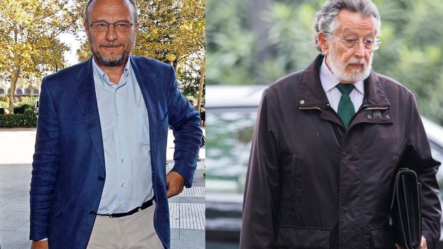 Detienen a Alfonso Grau y al subdelegado del Gobierno Rafael Rubio por cobrar sobornos en una trama urbanística