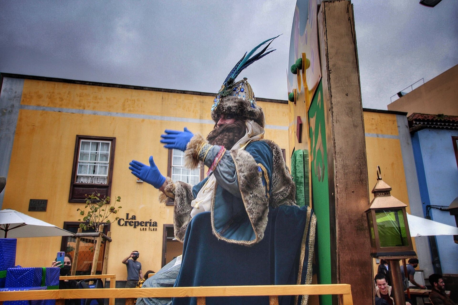 Reyes Magos en La Laguna