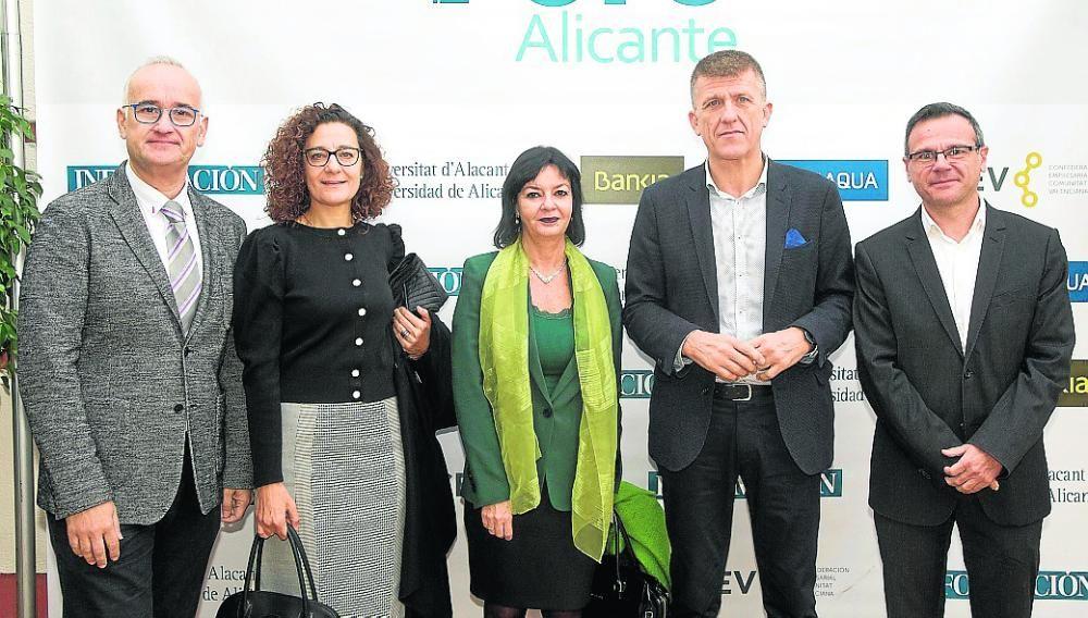 El Foro Alicante, el Big Data y la I.A.