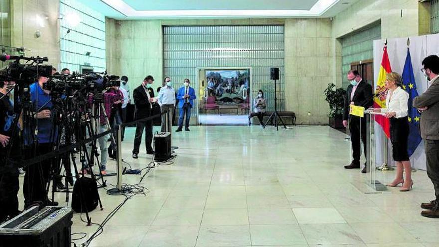El Gobierno plantea que los ERTE del covid duren hasta  el 30 de septiembre