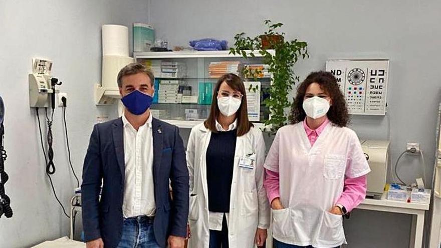 """El consultorio médico de Cabranes, """"Grano de Arroz de Oro"""" 2021"""