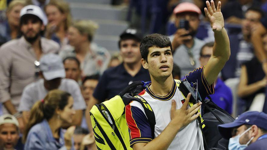 Alcaraz llama a la puerta de la Copa Davis tras su exitosa gira americana