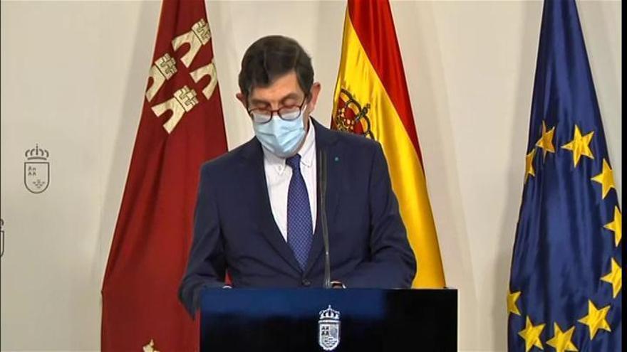 """Villegas dimite por la polémica sobre su vacunación: """"Es difícil saber quién es necesario en el ámbito sanitario"""""""