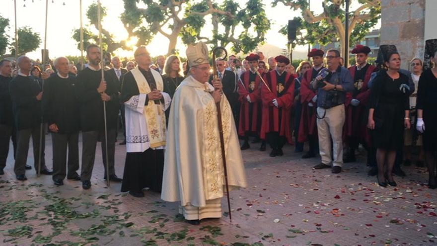 Castellón honra a la Lledonera en su día grande