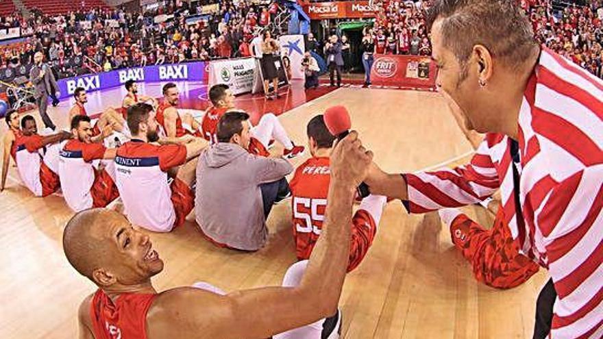 El Baxi es confirma com l'equip que millor es passa la pilota a tota la lliga ACB