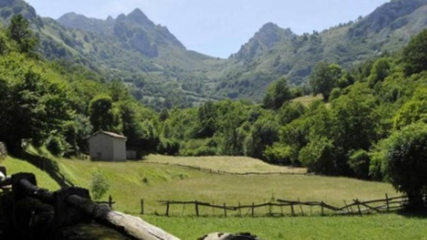 Por el valle del Raigosu