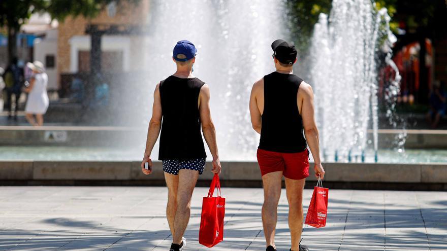 Las mentiras de unos turistas británicos en cuarentena en un hotel de Ibiza
