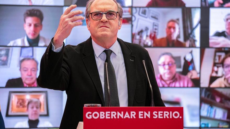 Gabilondo responsabiliza a Ayuso del efecto llamada del desmadre de Madrid
