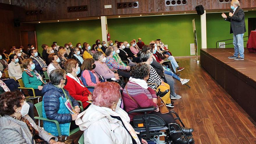 Reencuentro de Asociaciones y Voluntarios en Sobrescobio