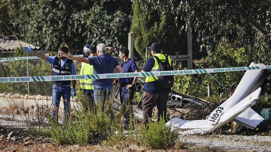 La investigación achaca la tragedia aérea de Inca a la «falta de vigilancia» de los dos pilotos