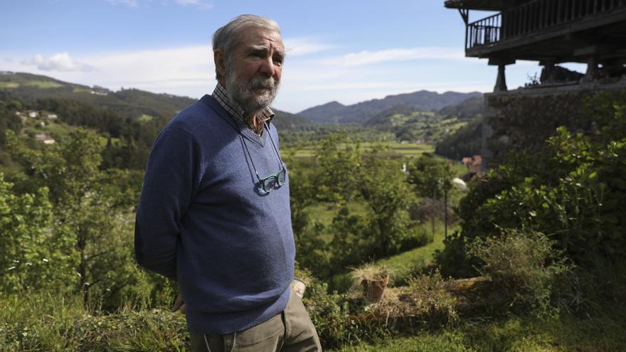 """""""Llegamos a Oviedo sin trabajo cuando murió mi padre"""""""