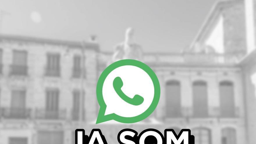 El servicio de whatsapp de Massamagrell supera los 4.000 usuarios