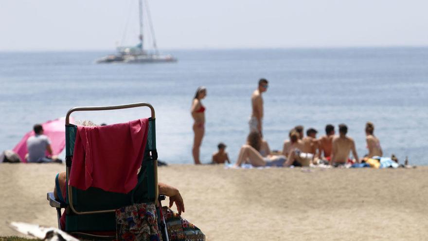 """""""El mes de agosto ha sido muy cálido en Málaga y con temperaturas muy altas"""""""