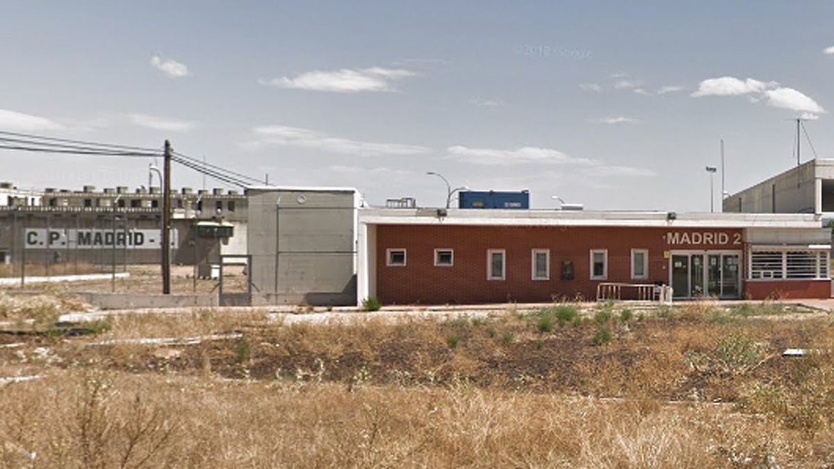 La cárcel de Alcalá Meco.