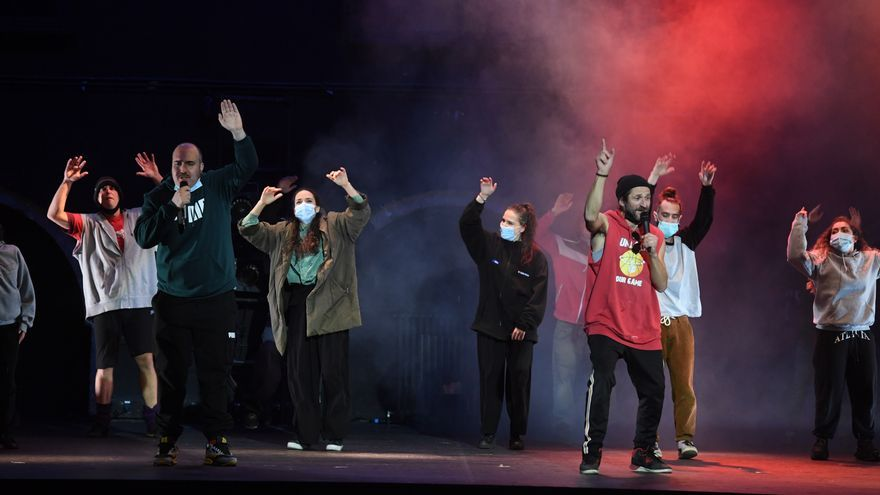 La gala Manicómicos homenajea a la música urbana
