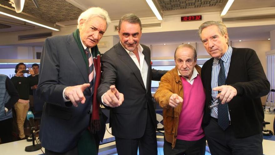 La historia de la radio española, en la COPE