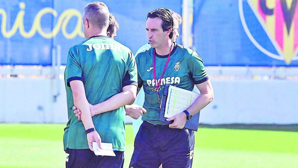 El rompecabezas de Emery para la Supercopa de Europa